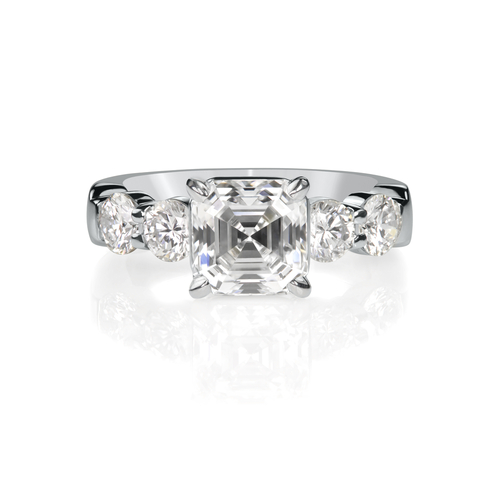 Traditional Diamond Rings