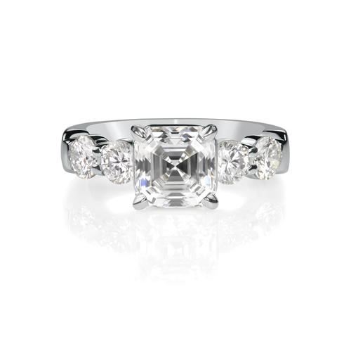 Traditional Diamond Rings